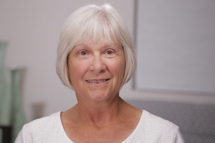 Anne the dental implant patient in Grand Rapids, MI