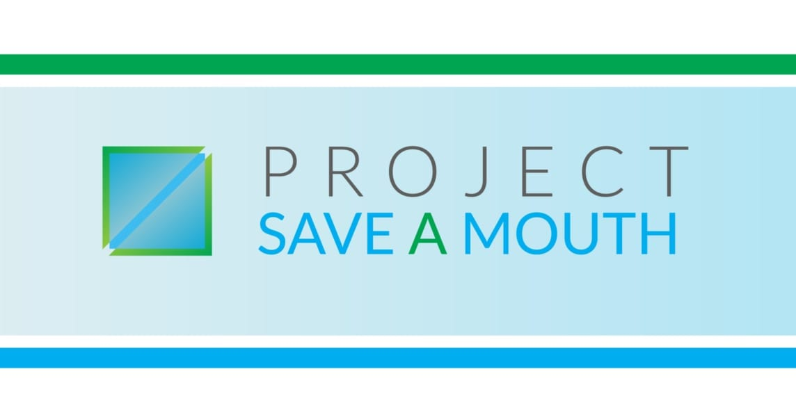 Project Save a Mouth bring oral health awareness to the community.
