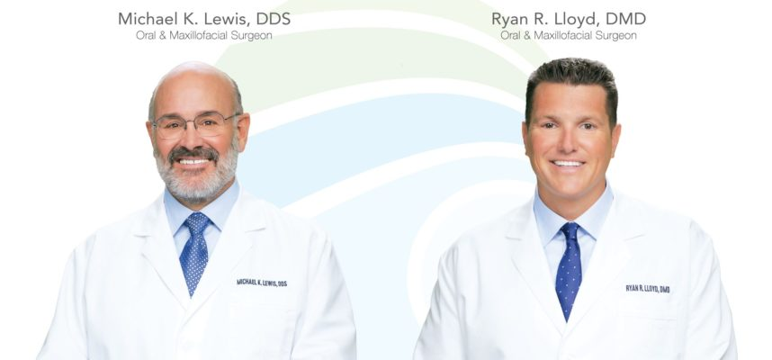 Who are oral surgeons, Dr. Michael Lewis, DDS, and Dr. Ryan Lloyd, DMD, in Monterey, CA?