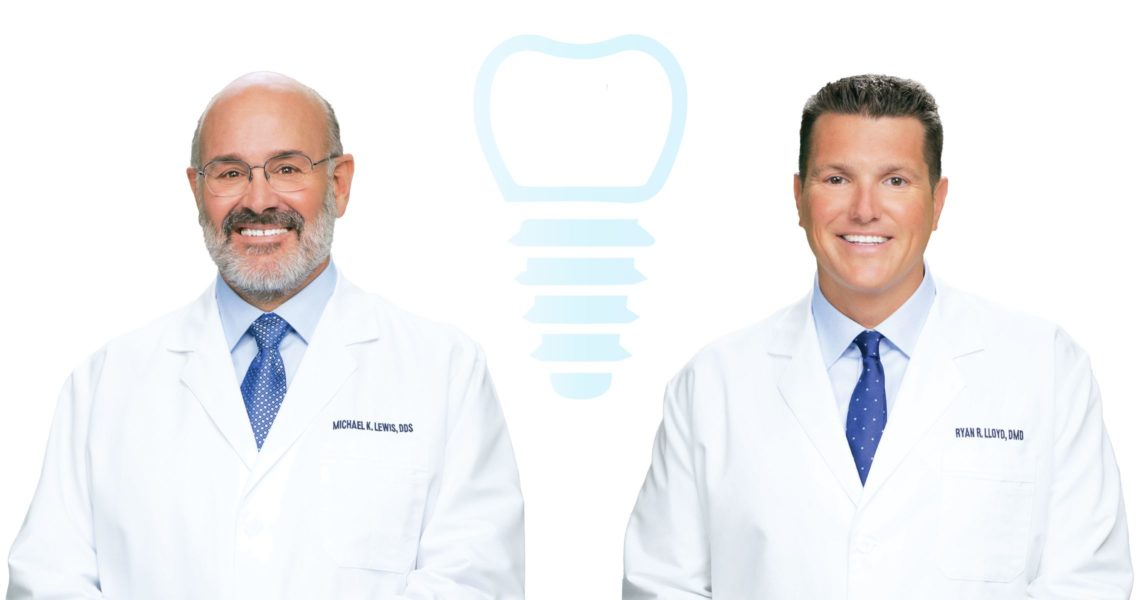What is the dental implants procedure in Monterey, CA?